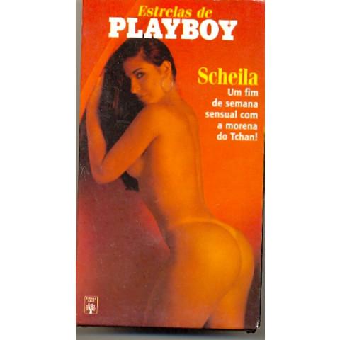 Vhs Playboy Making Of Sheila Carvalho Original