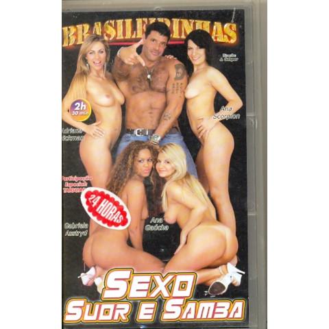 Vhs Sexo Suor E Samba Alexandre Frota Original