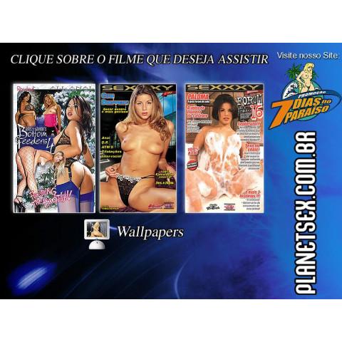 CD ROM 05 Horas de Ninfetas x Garanhões 3 Planet Sex Original (USADO)