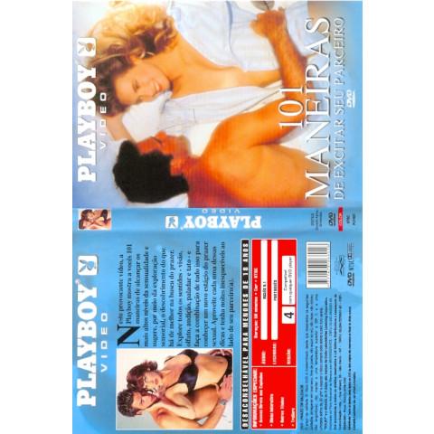 Dvd 101 Maneiras de Excitar seu Parceiro Playboy Original