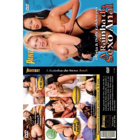 Dvd A Rainha dp Sexo Anal Panteras Olivia Del Rio Original (USADO)