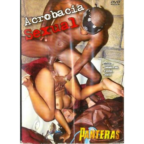 Dvd Acrobacia Sexual Panteras Original (USADO)