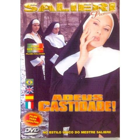 Dvd Adeus Castidade Salieri Original