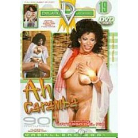 DVD Ah Caramba Caballero Vanessa Del Rio 2001 Original