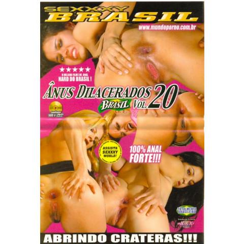 Dvd Ânus Dilacerados 20 Sexxxy Original