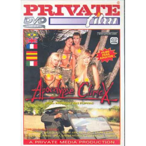 Dvd Apocalypse Climax Private STHEFANE Original