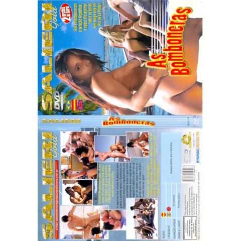 Dvd As Bomboneras Salieri Original