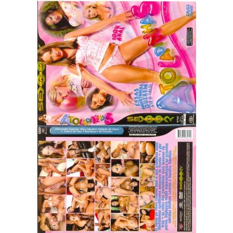 Dvd Atoladinhas Sexxxy Original