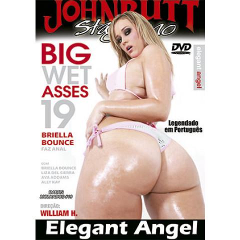 Dvd Big Wet Asses 19 JohnButt Briella Bounce Original