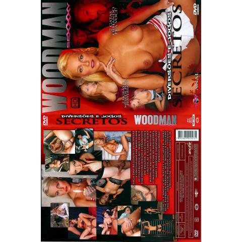 Dvd BIZARRO Diversões e Jogos Secretos Woodman Original