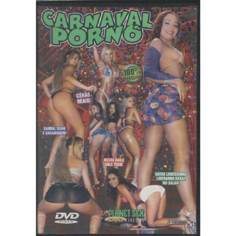 Dvd Carnaval Pornô Planet Sex Original (USADO)