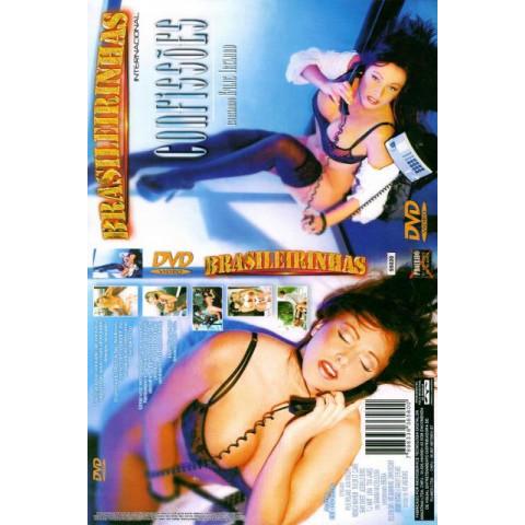 Dvd Confissões Brasileirinhas Original