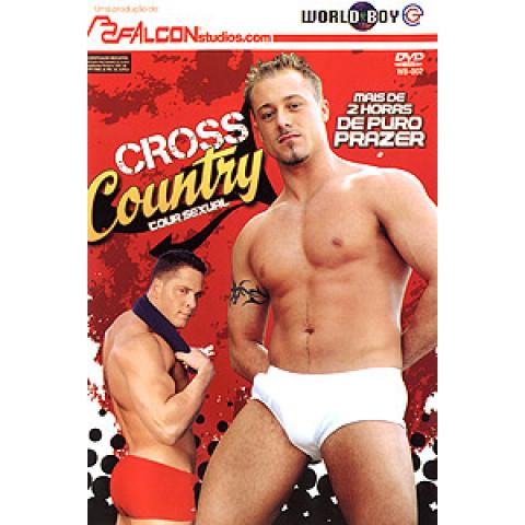 Dvd Cross Country Tour Sexual Falcon Studios Importado Original
