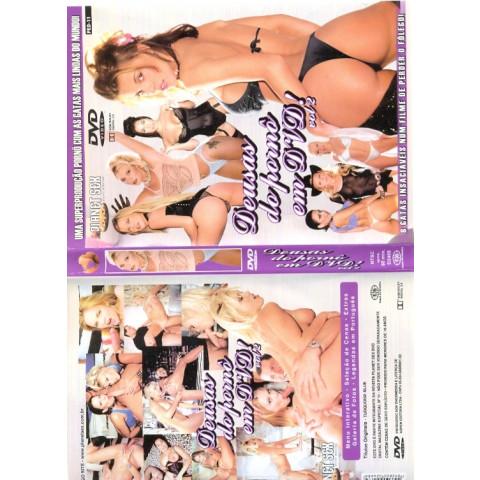 Dvd Deusas Do Porno 2 Planet Sex Original (USADO)