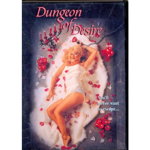 Dvd Dungeon of Desire *region 1* Importado 1999 Original