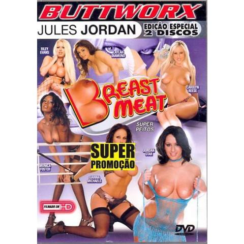 Dvd Duplo Super Peitos Buttworx Original (USADO)