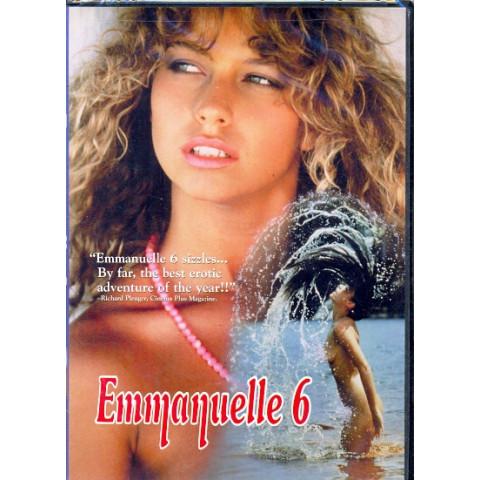 Dvd Emmanuelle 6 New Horizons ***REGIÃO 01*** Importado Original