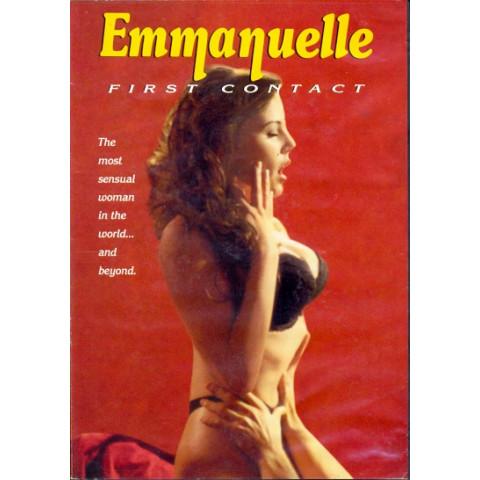 Dvd Emmanuelle First Contact New Horizons REGIÃO 01 Imp Original