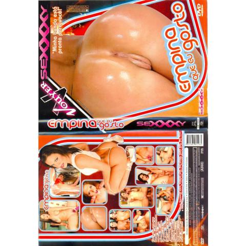 Dvd Empina que Eu Gosto Sexxxy Original