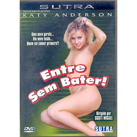 Dvd Entre sem Bater Sutra ***KATY ANDERSON***Original