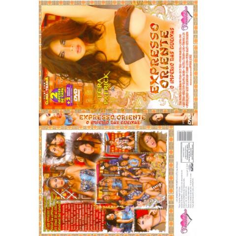 Dvd Expresso Oriente Tera Vision***TERA PATRICK***Original