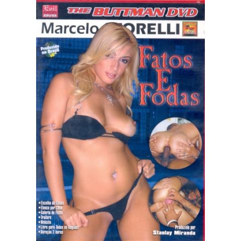Dvd Fatos E Fodas The Buttman Marcelo Storelli 2006 Original