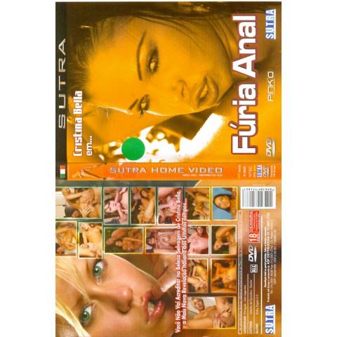 Dvd Furia Anal Sutra Cristina Bella Original