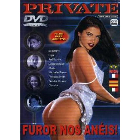 Dvd Furor nos Anéis Private Original