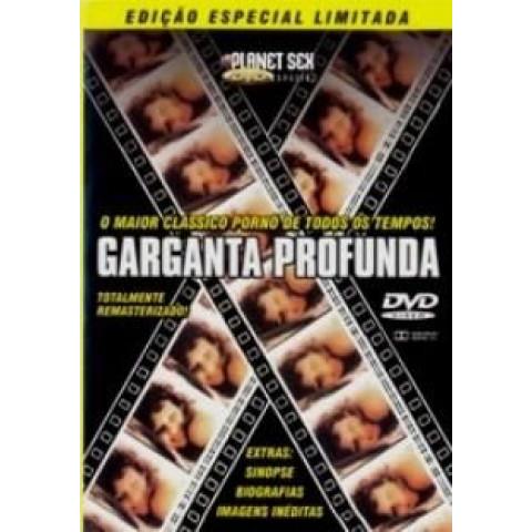 Dvd Garganta Profunda Planet Sex Deep Throat Original (USADO)