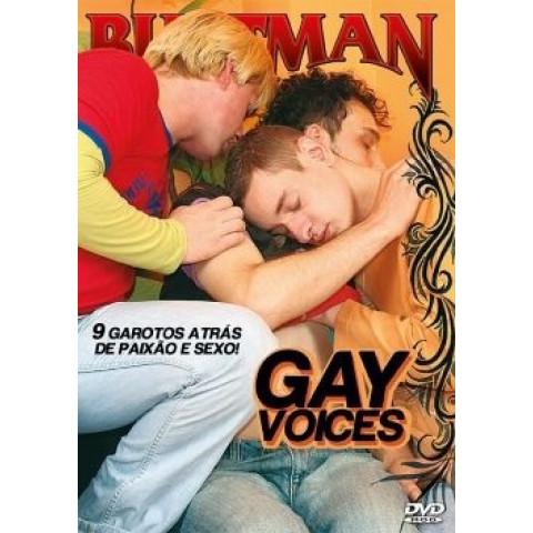 Dvd Gay Voices Buttman Gay Original