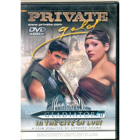 Dvd Gladiator II Private Rita Faltoyano & Sophie Evans Original