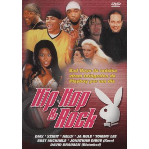 Dvd Hip Hop & Rock Bad Boys Viram Fotografos Playboy Original