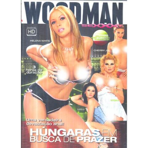 Dvd Húngaras em Busca do Prazer WoodMan Sexxxy  Original
