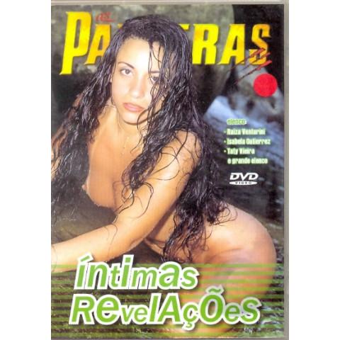 Dvd Intimas Revelações Panteras Raiza Venturini Original (USADO)