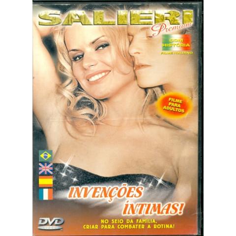 Dvd Invenções Íntimas Salieri Original