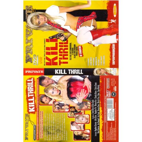 Dvd Kill Thrill Private Original