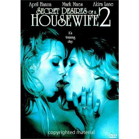 Dvd Secret Desires Of A House Wife 2 Imp S/ Legenda Original