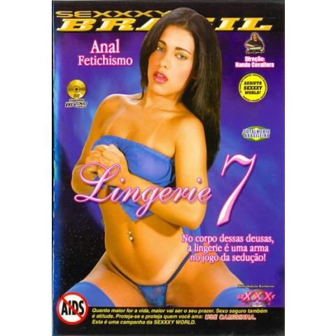 Dvd Lingerie 7 Sexxxy Original