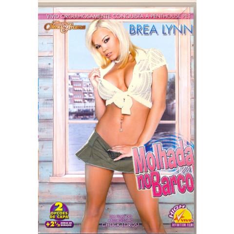 Dvd Molhada no Barco Vivid ***BREA LYNN Original