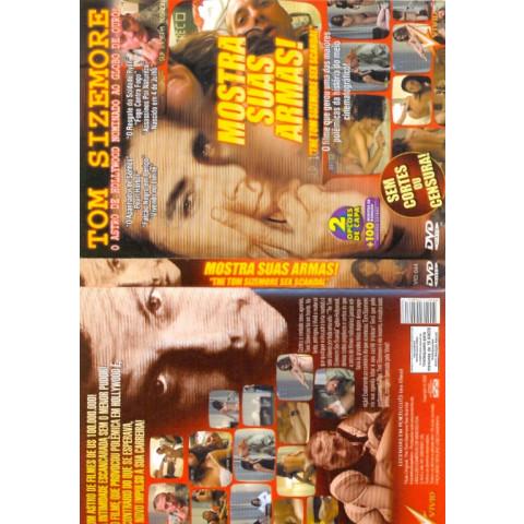 *Dvd Mostra Suas Armas Tom Sizemore Vivid Importado Original