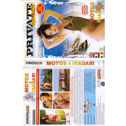 Dvd Motos & Iradas Private 2003 Original