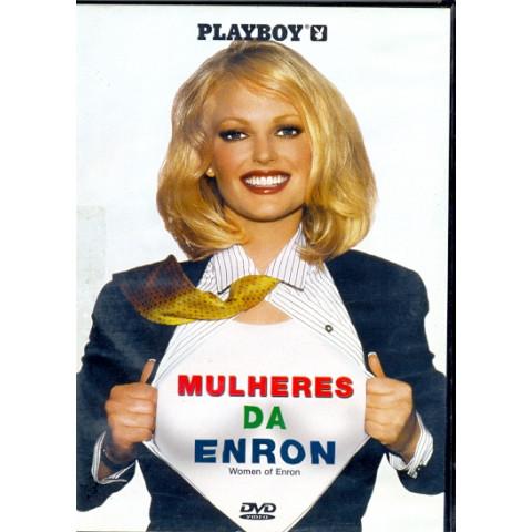 Dvd Mulheres da Enron Playboy Women of Enron Original