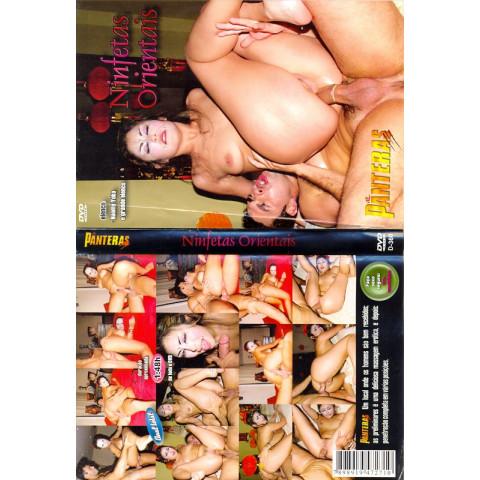 Dvd Ninfetas Orientais Panteras Original (USADO)