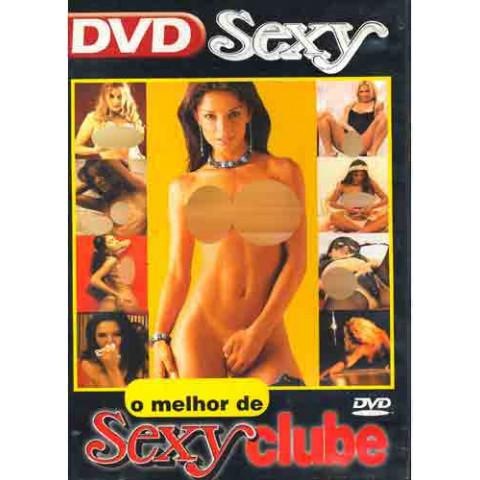 Dvd O Melhor de Sexy Clube Analice Nicolau - Alessandra Teodoro - Luciene da Mata - Thais Mishima Original