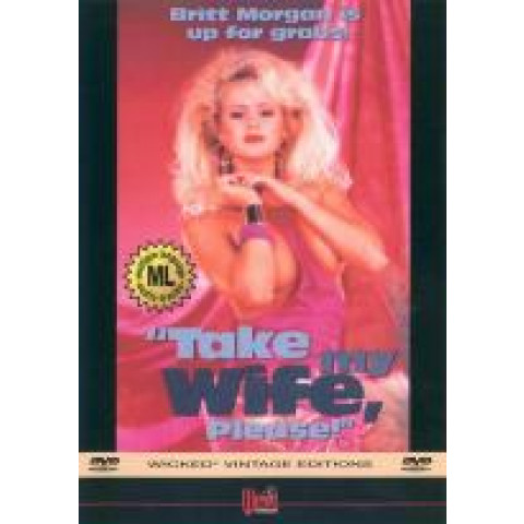 Dvd Parodia Take My Wife Please Peter North All Regions 1993 Original