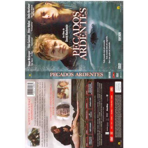 Dvd Pecados Ardentes Paris Filmes Original