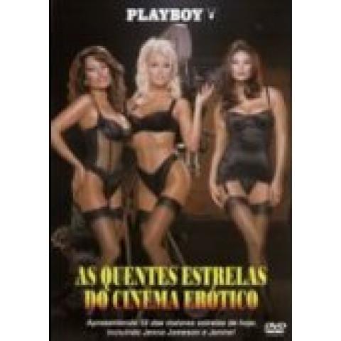 Dvd Playboy As Quentes Estrelas Do Cinema Erótico Original