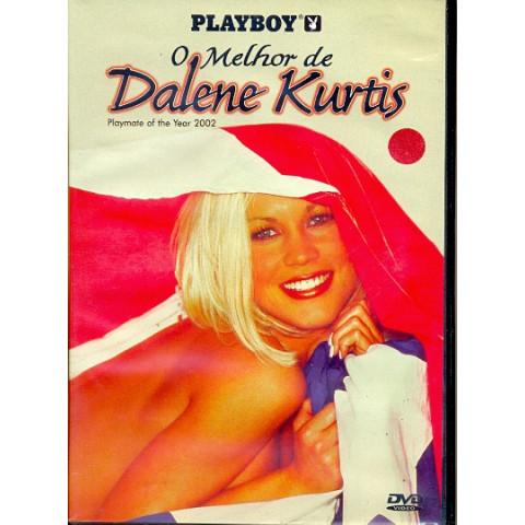 Dvd Playboy O Melhor De Dalene Kurtis Playmate 02 Original