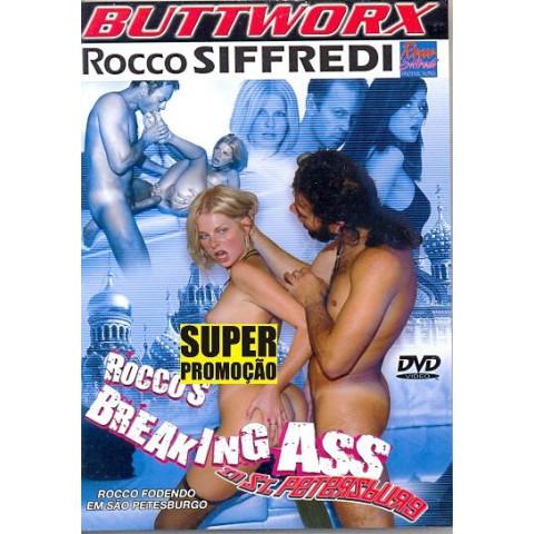Dvd Rocco Fodendo em São Petesburgo Buttworx Original (USADO)