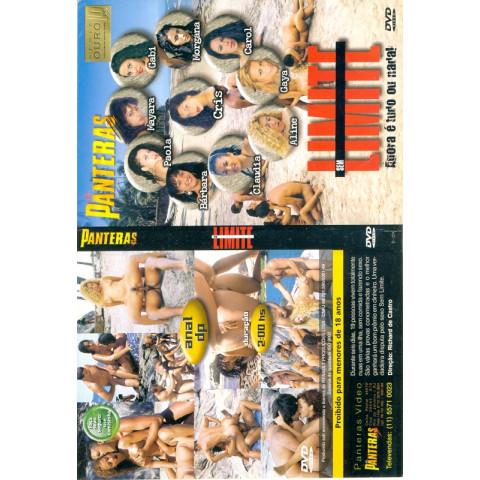 Dvd Sem Limites Panteras Mayara Original (USADO)